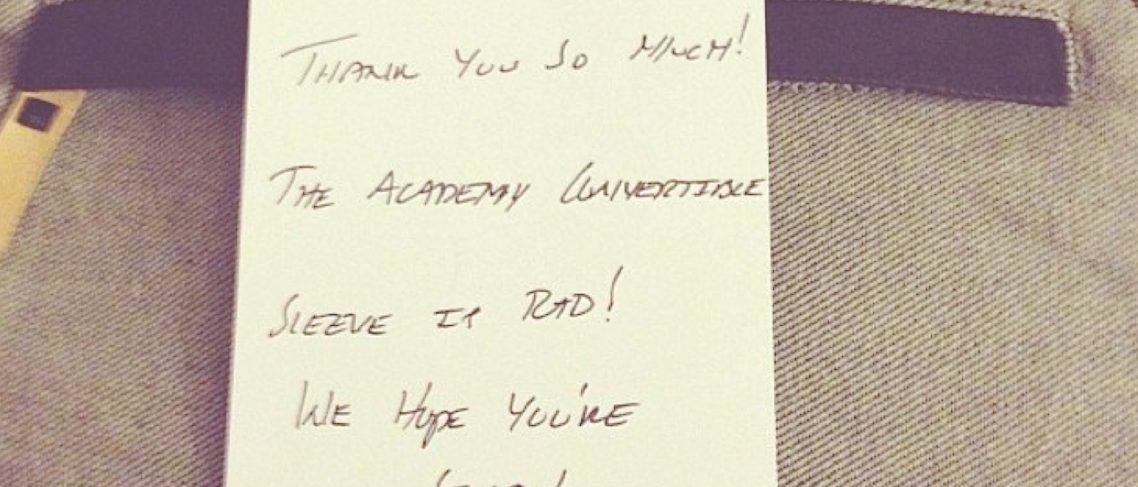 How 13K handwritten Thank-You Notes Built A Thriving Business at HEX