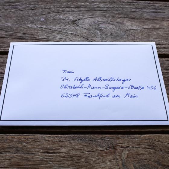 Briefumschlag Beschriften Für Trauerkarte : Pensaki ihr digitaler privatsekretär